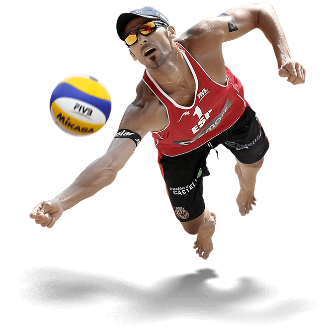 FRANCE - Ecole de Beach Volley Ruben Barrera<br/>Beach Volley