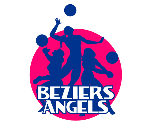 FRANCE - Béziers Angels <br/>VolleyBall