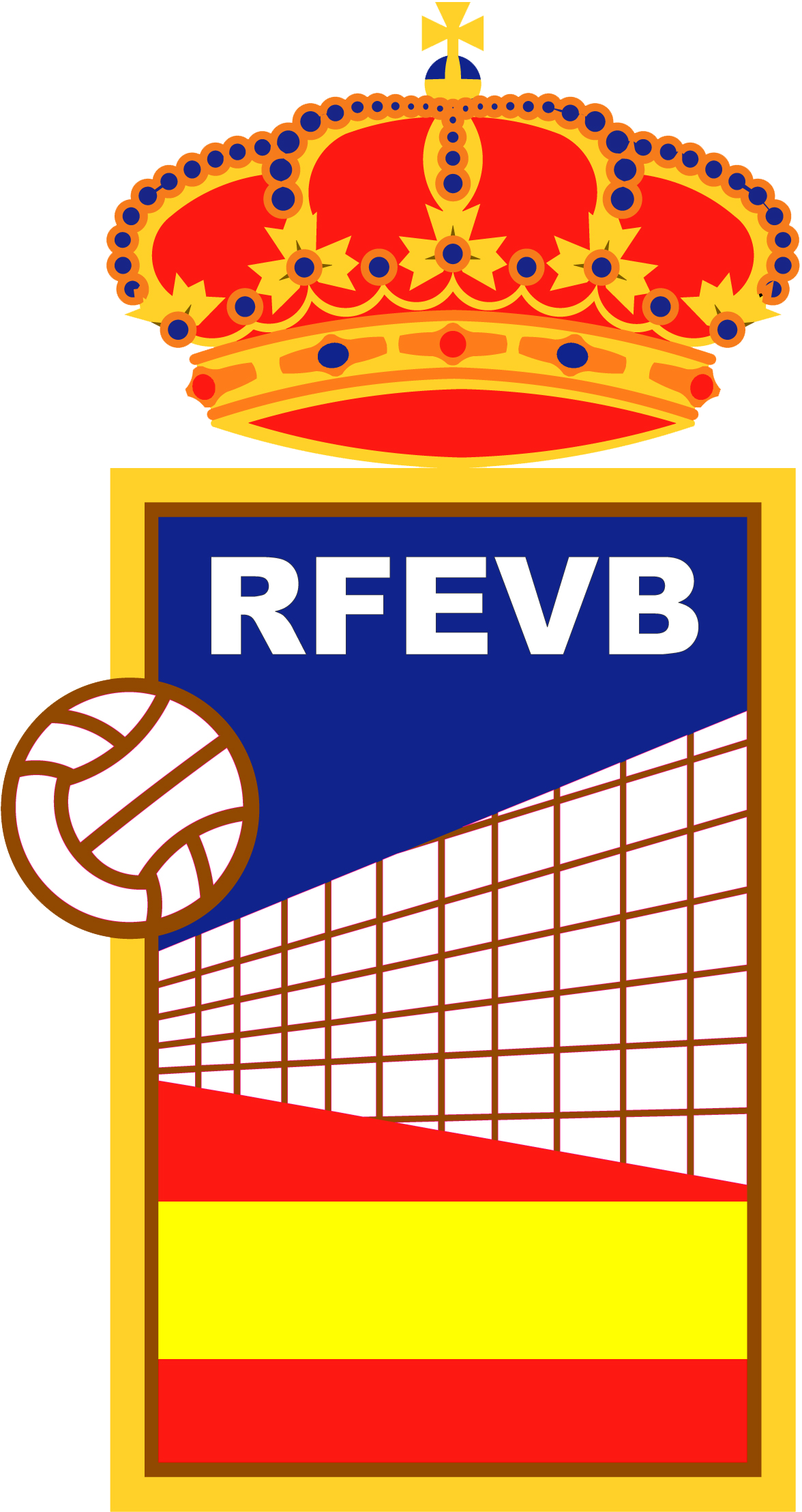 SPAIN - RFEVB<br/>Beach Volley