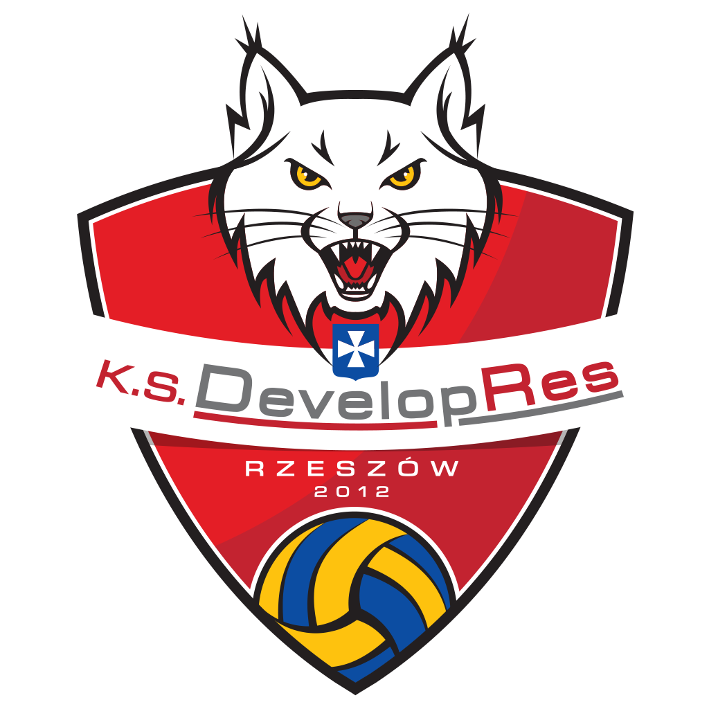 POLOGNE - Developres Skyres Rzeszów<br/>VolleyBall